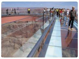 Ponte sul Grand Canyon (Skywalk)